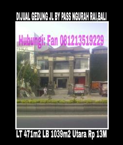 Gedung Bypass Ngurah Rai Bali