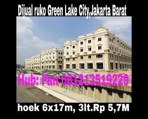 Ruko Greenlake City 6