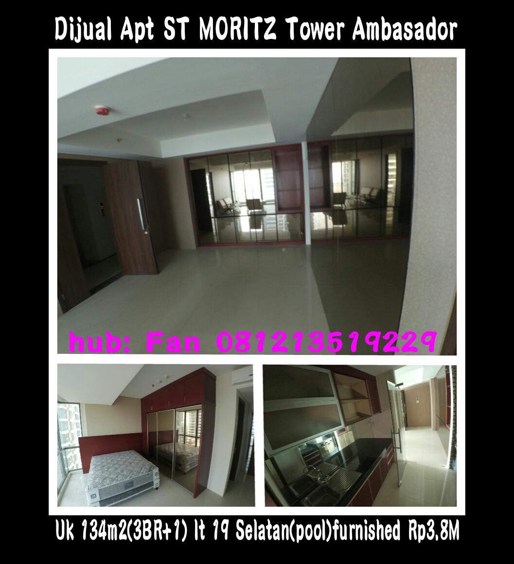 Apartment St Moritz Ambassador Tower 134m2