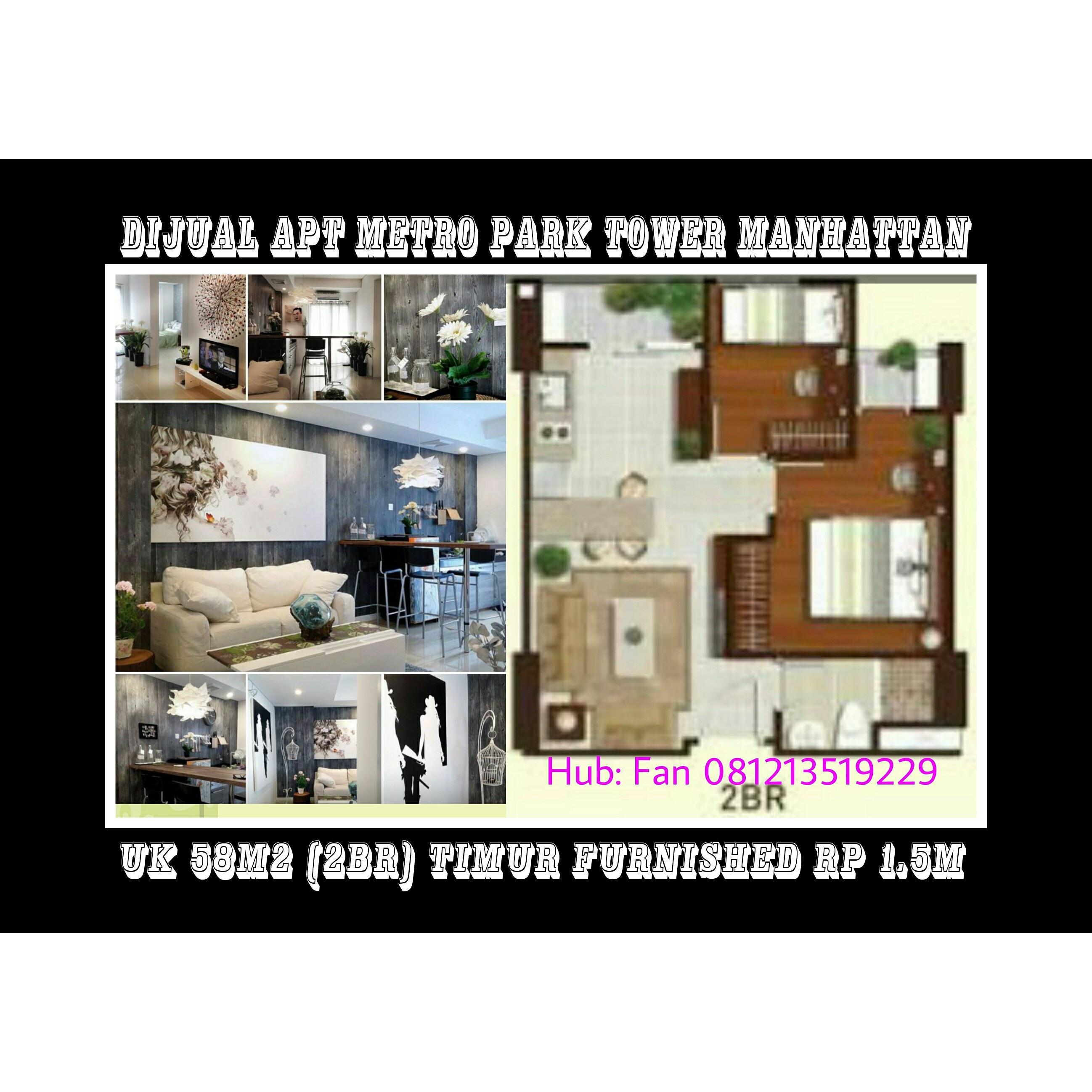 Apartment Metro Park