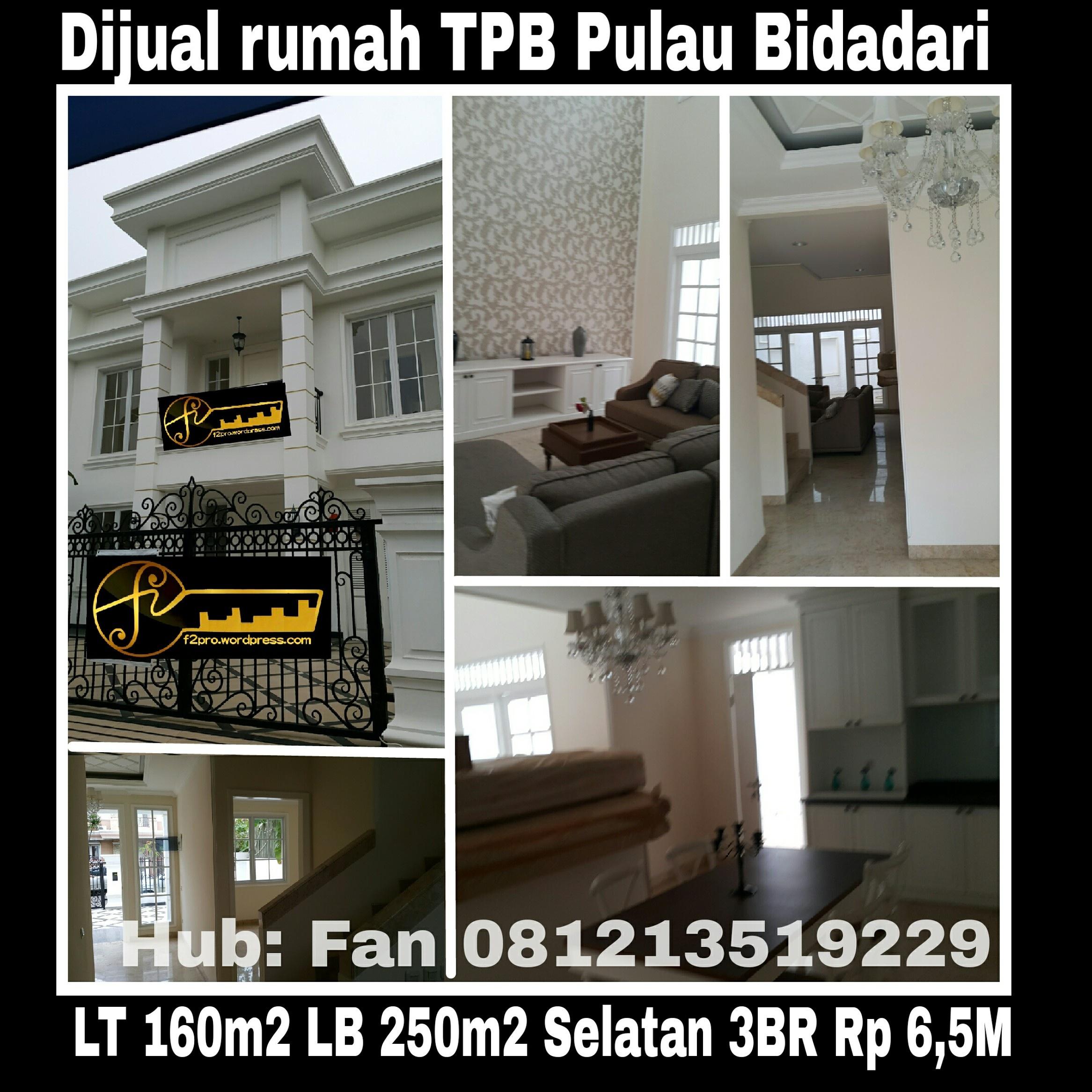 Rumah TPB Pulau Bidadari Hadap Selatan.jpg