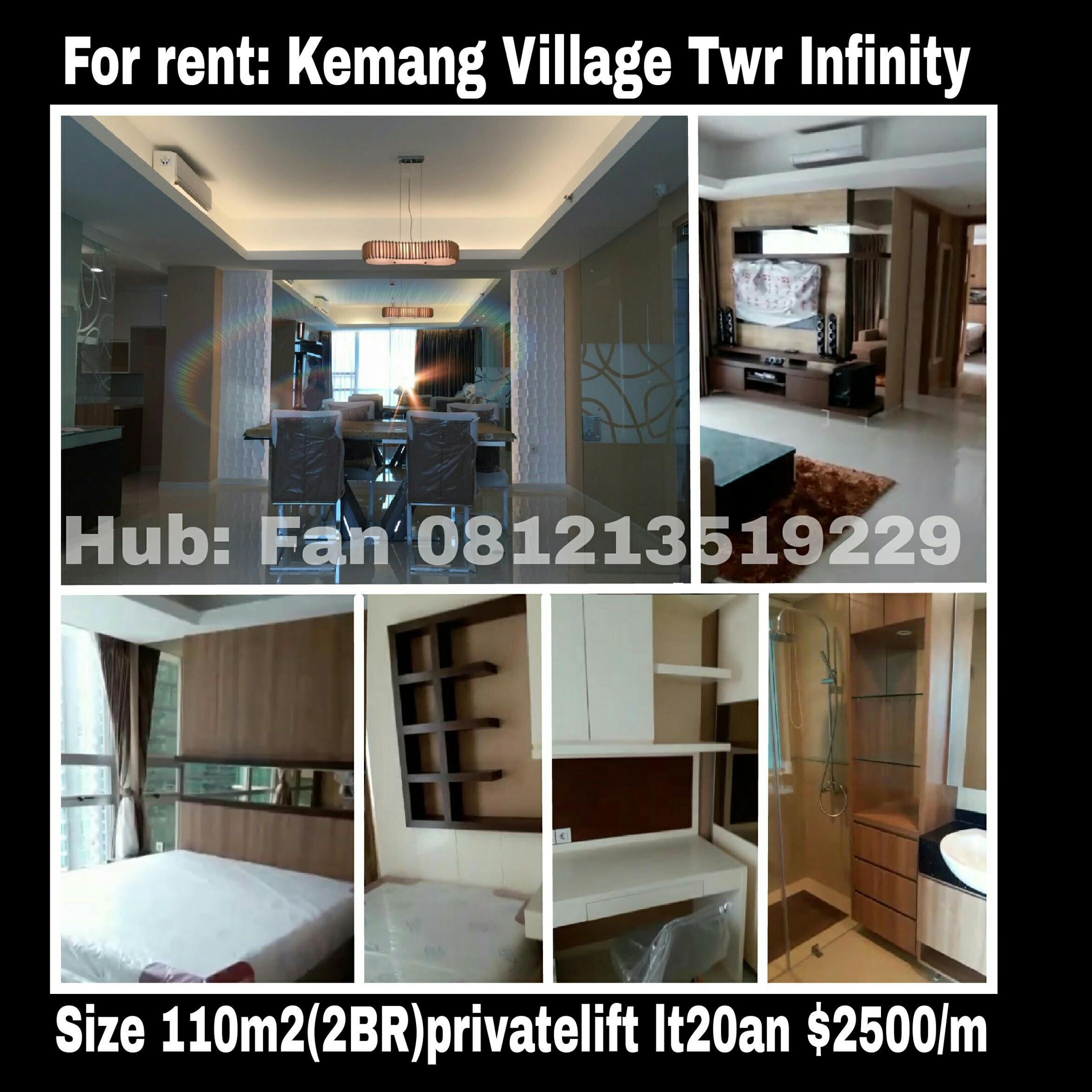 Apt Kemang Village Infinity sewa 2BR.jpg