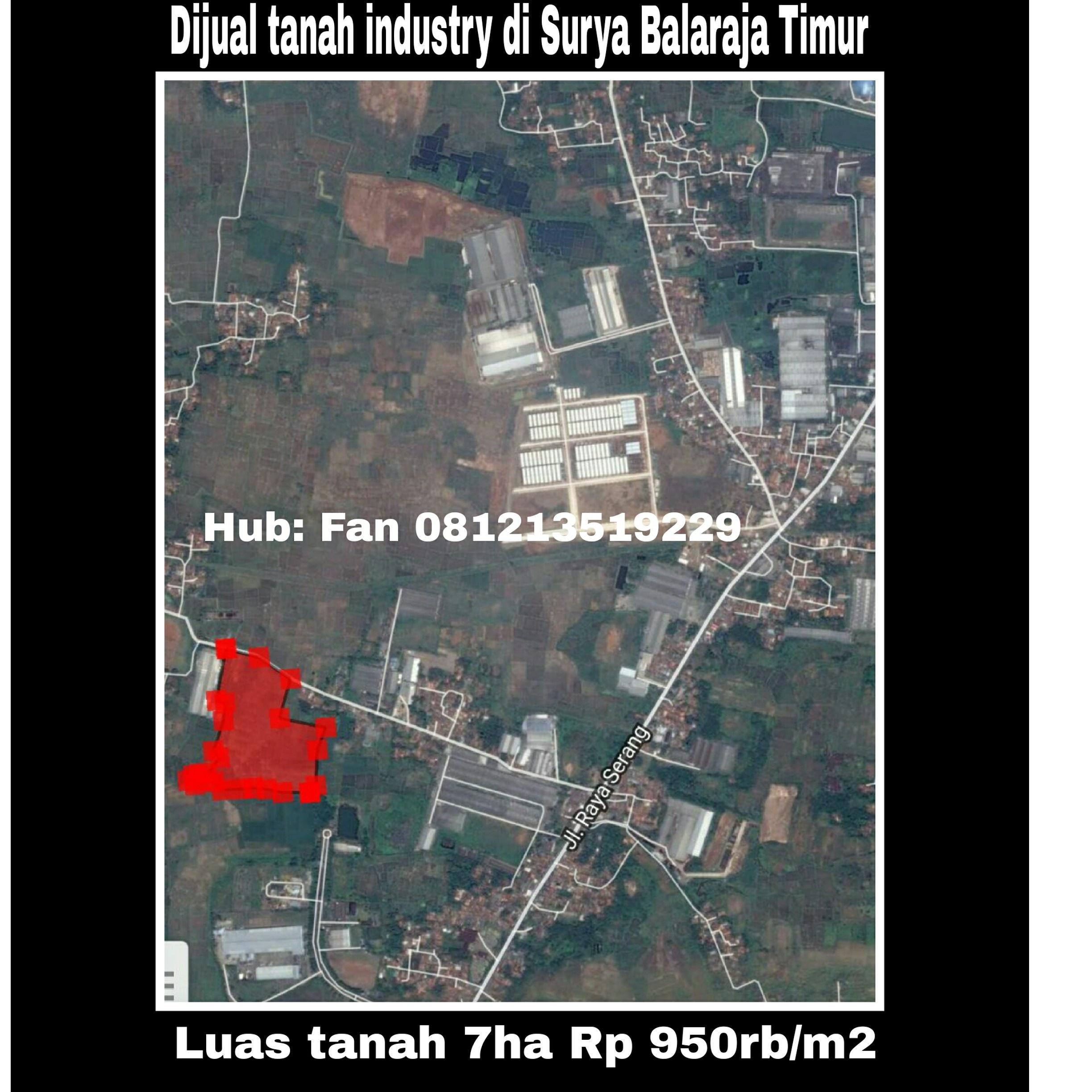 Kavling Industry Surya Balaraja.jpg