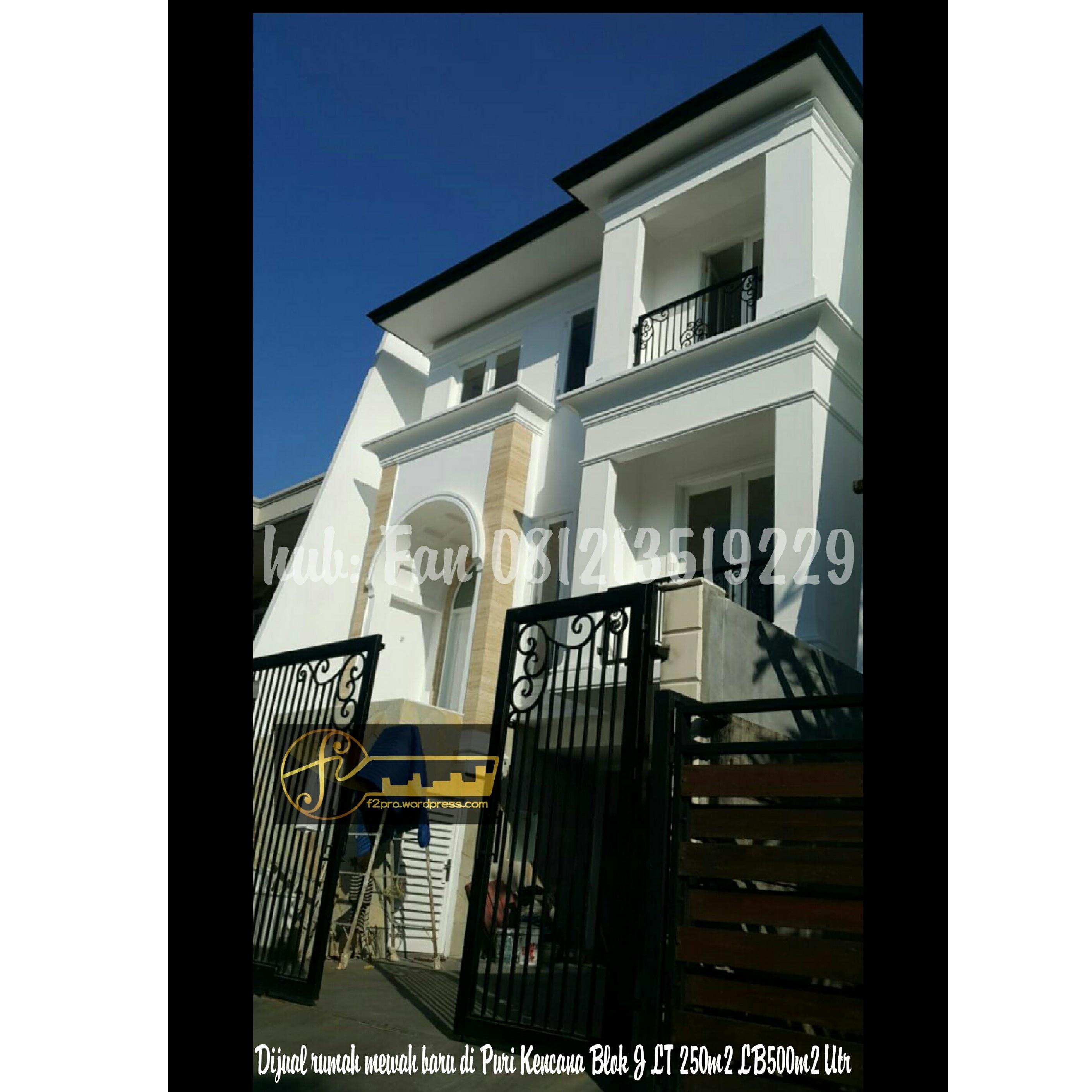 Rumah baru di Puri Kencana.jpg