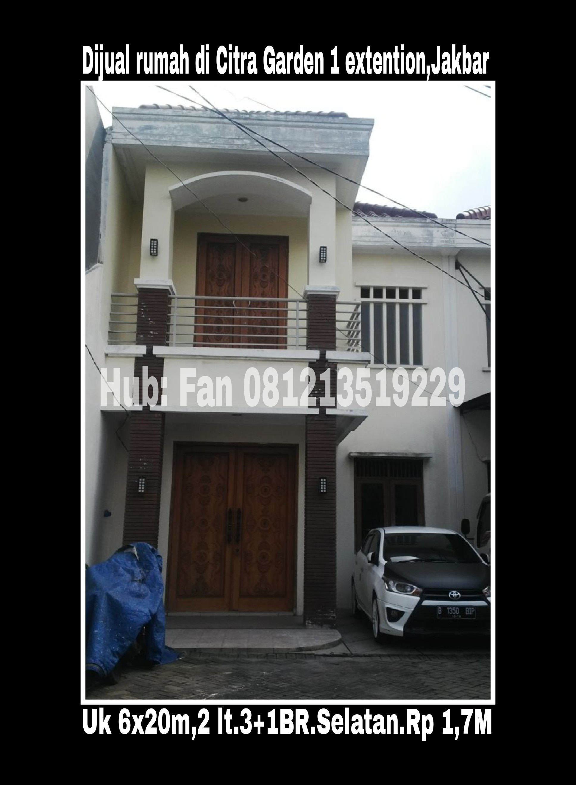 Rumah dijual di Citra 1 ext.jpg