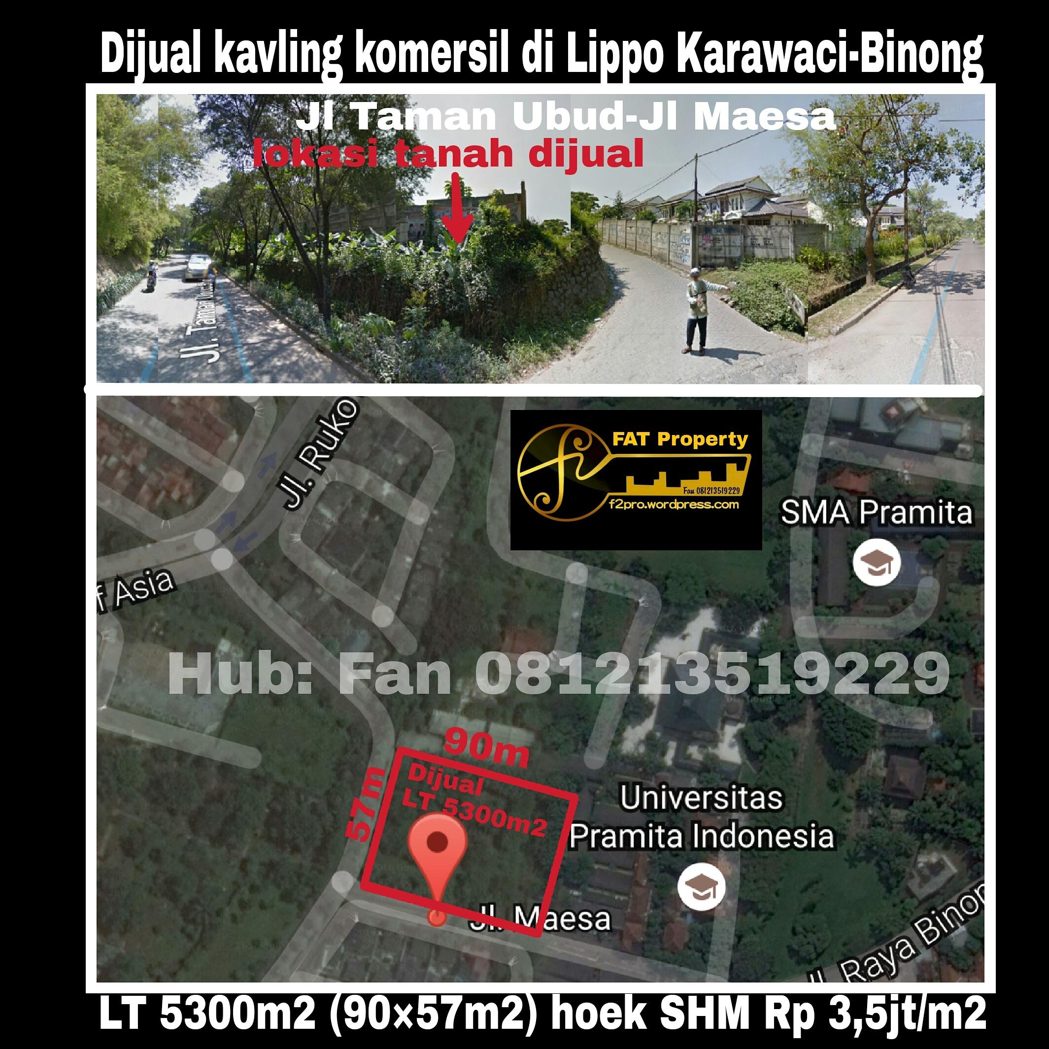 Tanah komersil di Lippo Karawaci-Binong.jpg