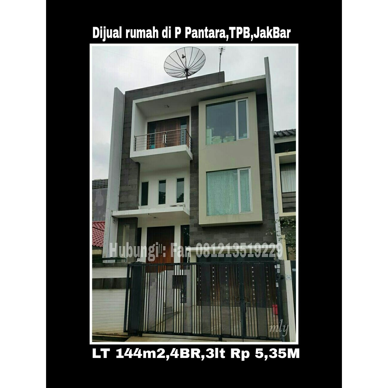 Rumah bgs di P Pantara TPB.jpg